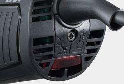 Mini-Amoladora G13BY indicador sobrecarga