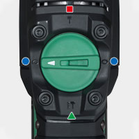 DH36DMA modos de uso
