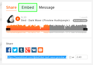 Embed