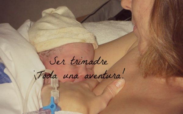 lactancia materna y cesárea