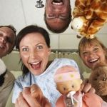 Las visitas al recién nacido