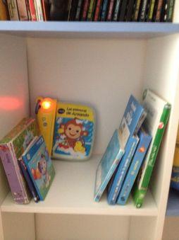 libros de bebé