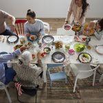La importancia de las cenas en familia