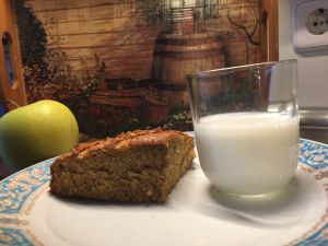 receta de bizcocho bajo en calorías