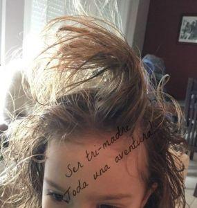 Cómo quitar la vaselina en el pelo