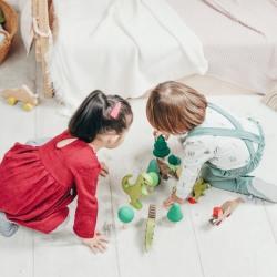 Cómo conseguir que los niños recojan sus juguetes sin rabietas ni conflictos