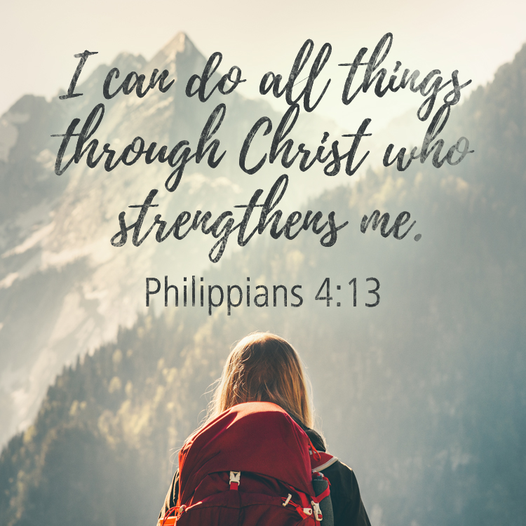 Image result for i can do all things through him who strengthens me