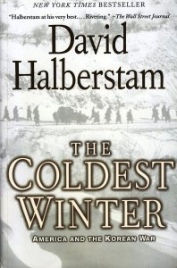 David Halberstam's Korean War book
