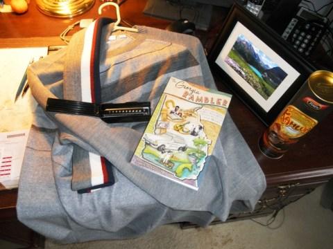 Christmas presents, 2011