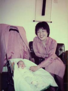 새로니의 첫 나들이, 1983년 2월말