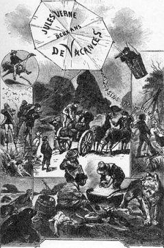 Jules Verne의 15소년 표류기