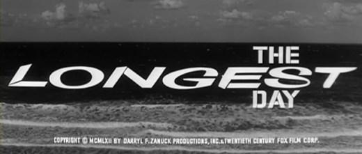The Longest Day, 1945