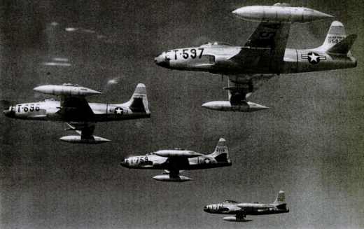 F-80-Korean-War
