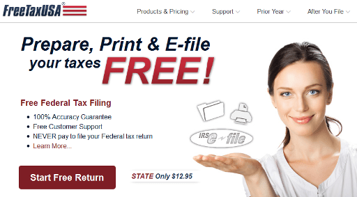 thank you freetaxusa, nice job!