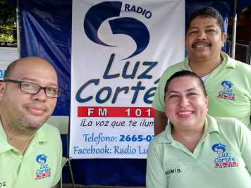 Radio Luz Cortés