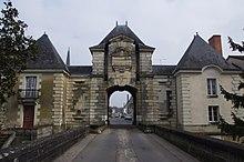 Castillo de Richelieu, ciudad donde murió el P. Ducodray.