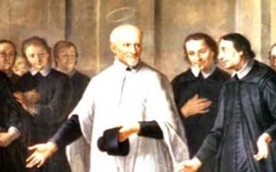 Los primeros misioneros de la Congregación de la Misión