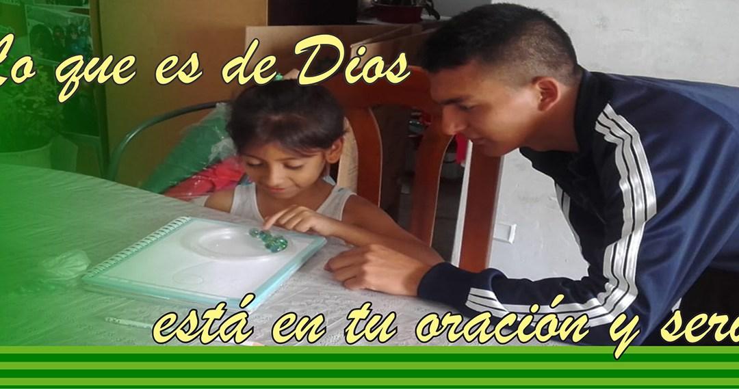 Lectio para 29º domingo de Tiempo Ordinario