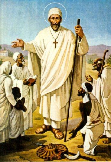 San Justino de Jacobis (1800-1860). Apóstol de Eritrea