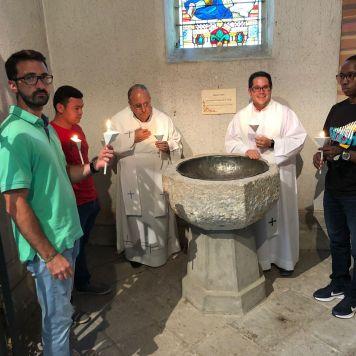 Renovación de las promesas bautismales