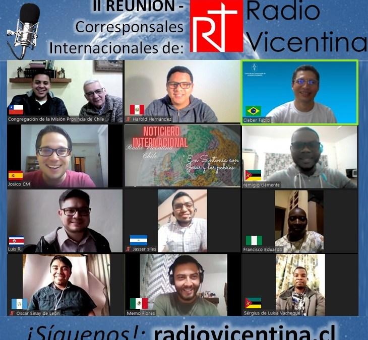 Informativo Vicentino Internacional (Radio Vicentina Chile)