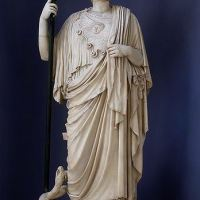 My Gods and Goddesses - Athena