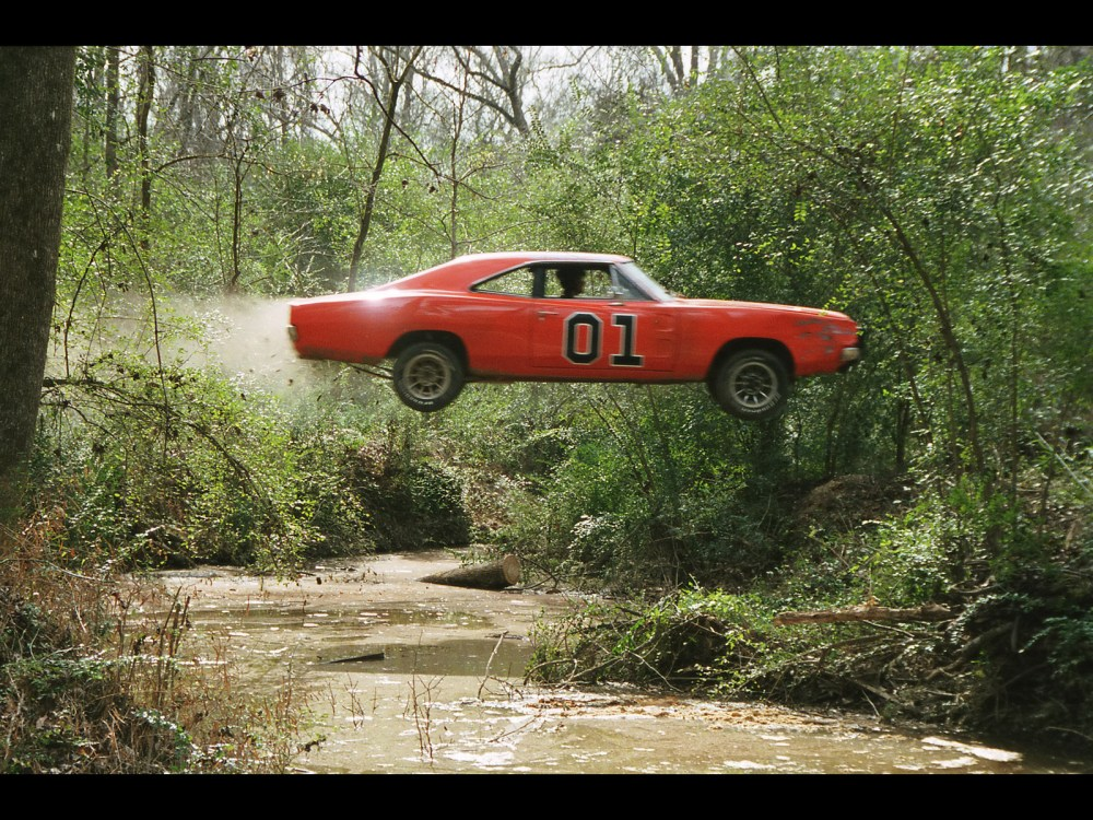 El General Lee -Dukes de Hazard- ¡pero Reloaded! (4/4)