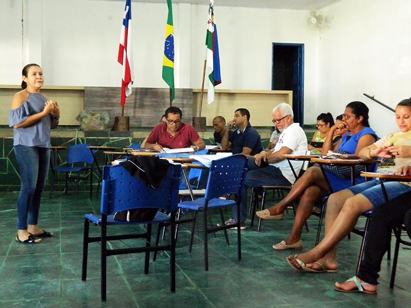 Serra do Ramalho – BA: Primeira reunião ordinária do Fórum Municipal de Educação