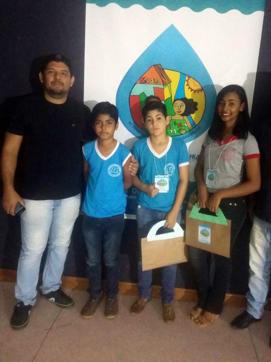 Alunos de escolas serramalhenses participam da Conferência Infantojuvenil pelo Meio Ambiente