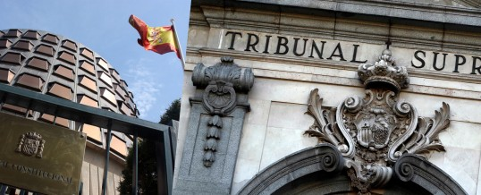 El Tribunal Supremo contra el Tribunal Constitucional: los concejales carece de legitimación para impugnar Actos del Alcalde