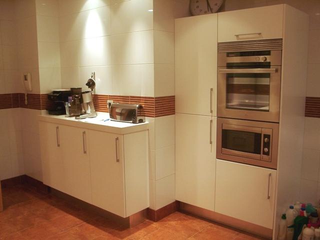 Muebles de cocina reformas y decoraci n de interiores en - Muebles de cocina en leon ...