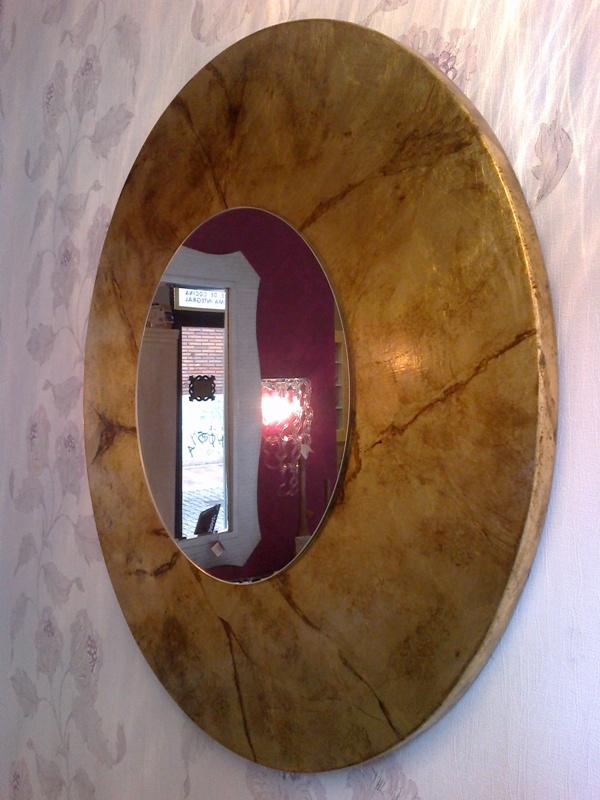 Espejos y marcos – Reformas y Decoración de Interiores en León