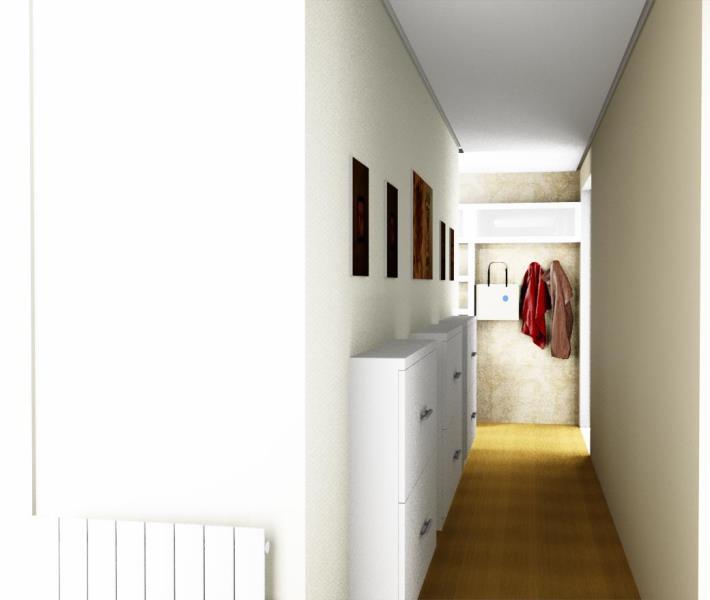 proyecto zapateros pasillo reformas y decoraci n de