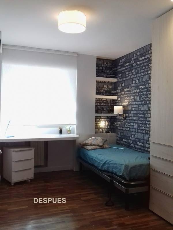 Antes y despus dormitorio juvenil Reformas y Decoracin de