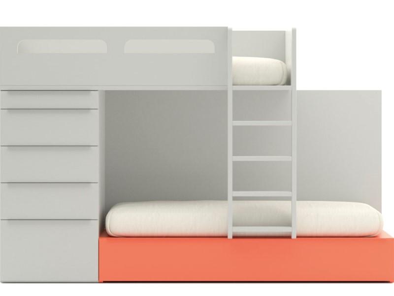 Litera tren con tres camas reformas y decoraci n de interiores en le n - Literas tres camas ...