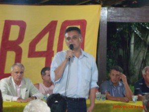 Deputado Federal Audifax Barcelos