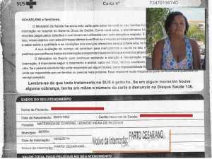 Parto Normal vira Cesariana na Maternidade de Carapina