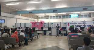 Sine de Serra promove palestra para trabalhadores