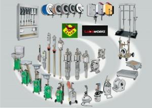 Sistema de lubricación Serretecno