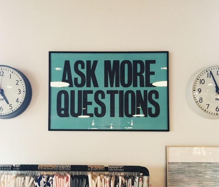 保養 Q & A 專欄 1