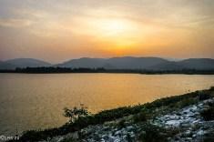 the resevoir of chonburi