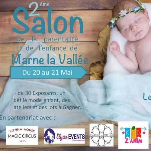 LeSalon « Le Monde Des Tout Petits » Auservicedubien-être des enfants et deleurs parents