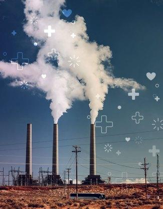 reducir las emisiones de carbono salvarían millones de vidas