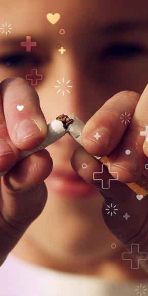 lucha contra el consumo de tabaco