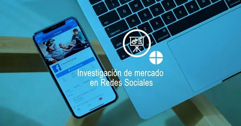 investigación de mercados usando redes sociales