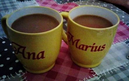 ana si marius cafea