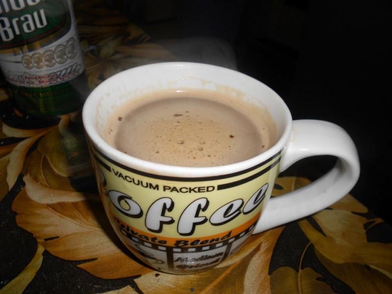 cafeaua cu prietenii