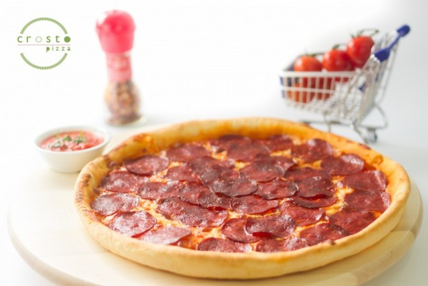 livrari pizza crosto pizza