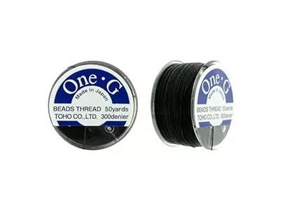 Ata Toho One-G - Black (Neagra), 50 yarzi (45.72 metri)