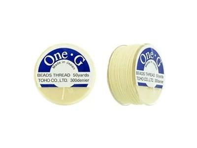 Ata Toho One-G - Cream (Crem), 50 yarzi (45.72 metri)